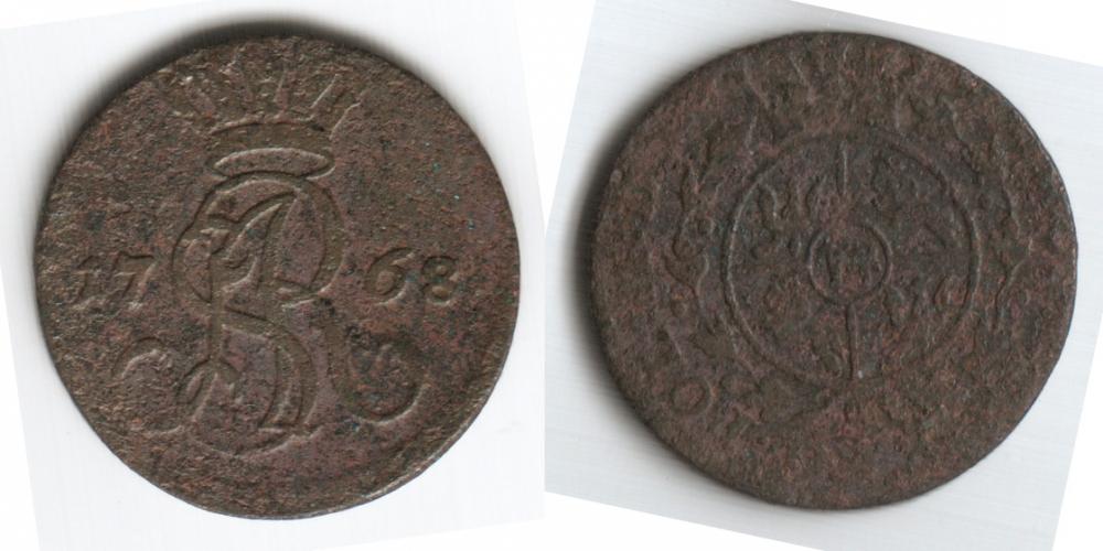 Монеты станислава августа понятовского тайваньские деньги